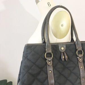 J.Crew • Quilted Convertible Shoulder Bag